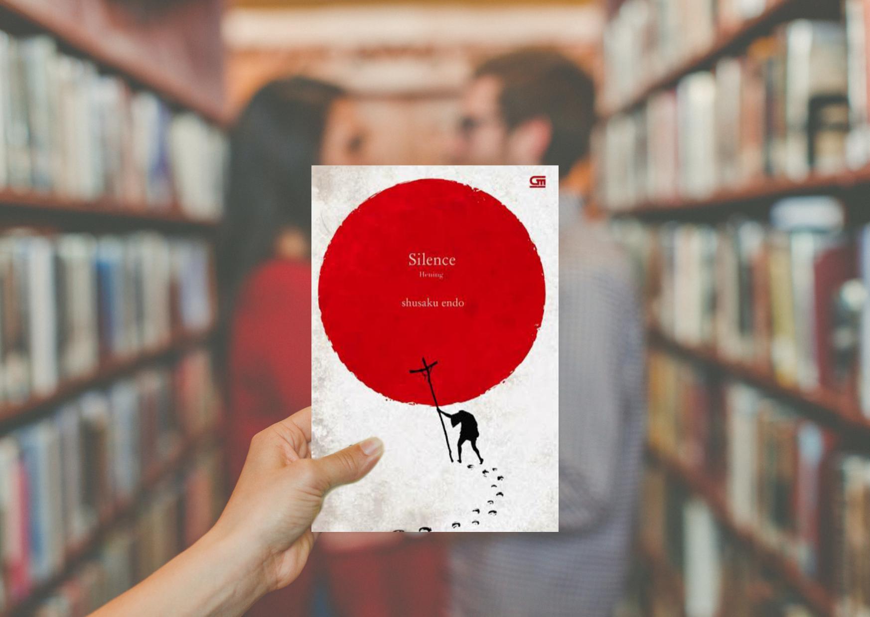 Novel Silence (1966) karya Shusako Endo