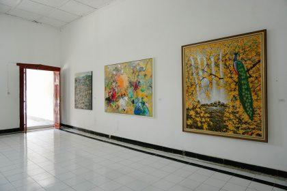 Pameran Seni ARCHA Project. Yogyakarta.